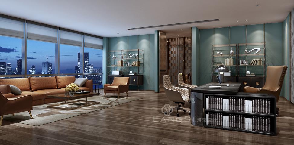 深圳办公室设计:办公室功能区的划分