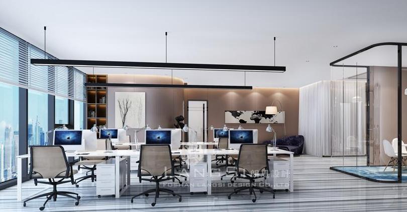 掌握这三个步骤,你也可以设计办公室!