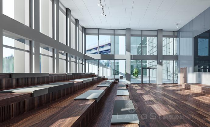 广州办公室设计:办公室装修风格大汇总