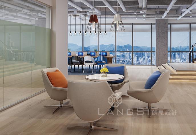 广州办公室设计浅谈办公室空调风水格局
