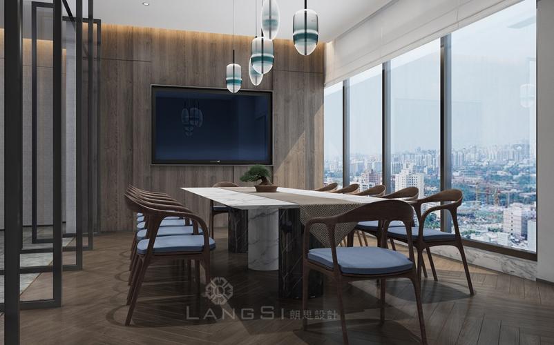 广州办公室设计提醒你办公室装饰的重点