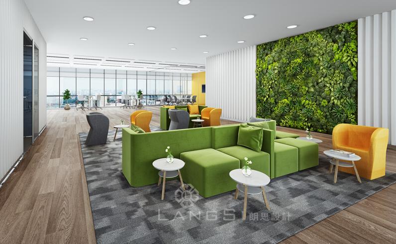 如何从有到无设计一间现代简约办公室?