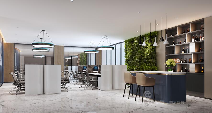 深圳办公室设计教你选择最合适自己的风格!