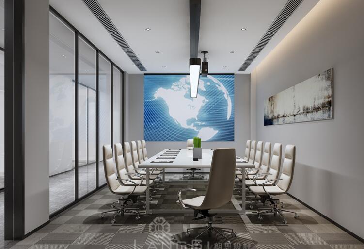 震惊!广州办公室设计的绿化竟然这么重要!