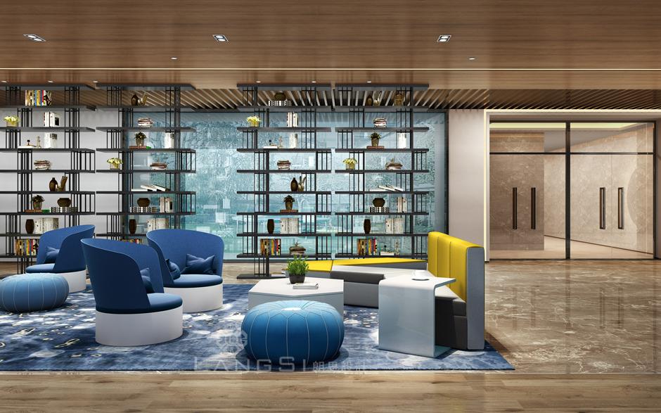 广州办公室设计效果对公司影响这么大!