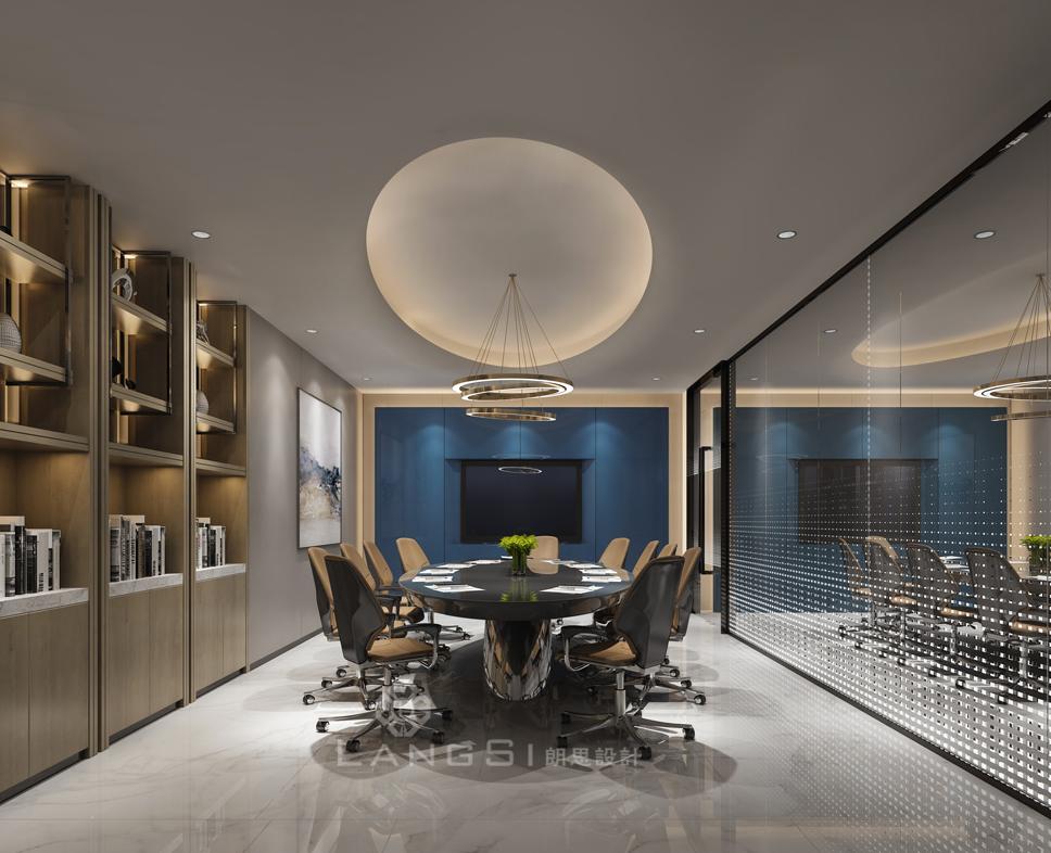 当别的深圳办公室设计都在拼颜值的时候你的办公室有什么
