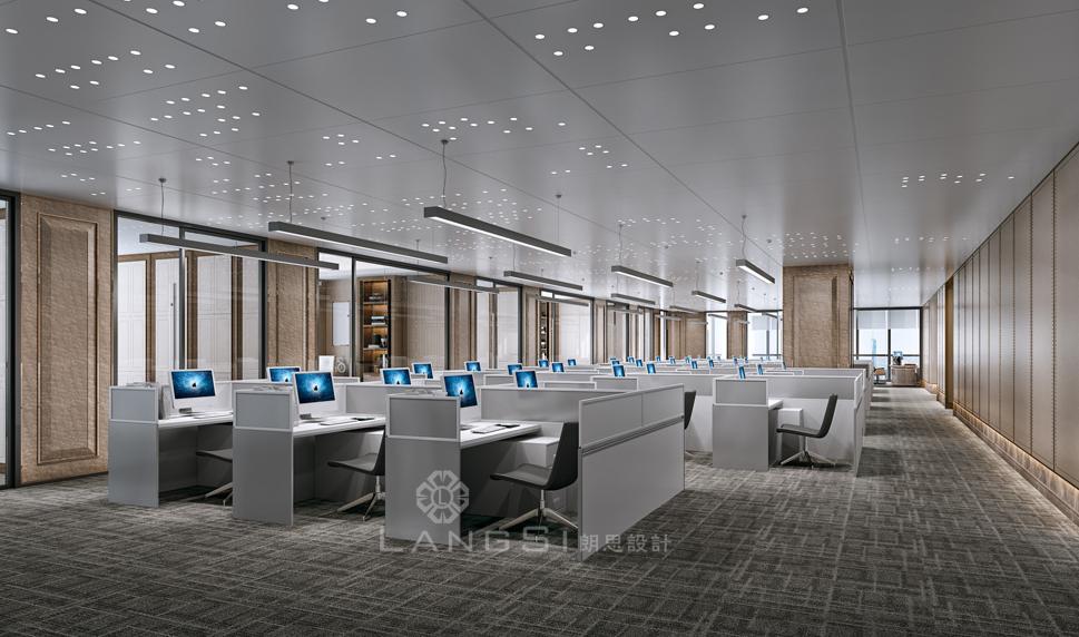 2018年深圳办公室设计领域的三大发展趋势