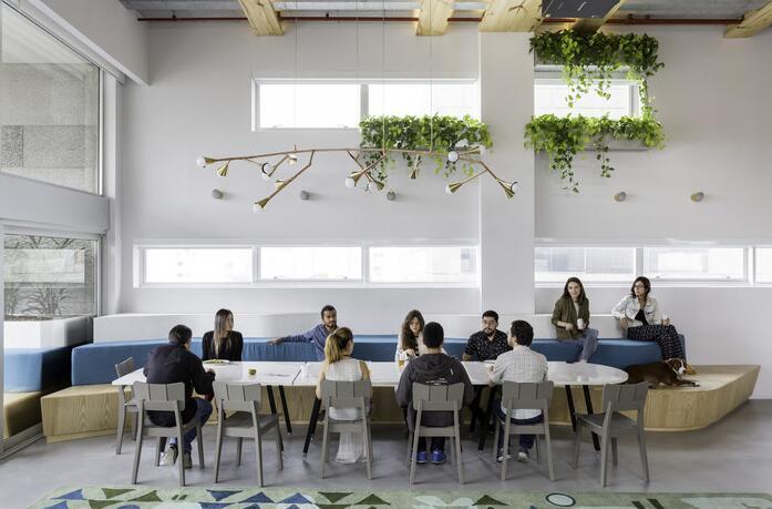 创意广州办公室设计,王思聪看了都会点赞